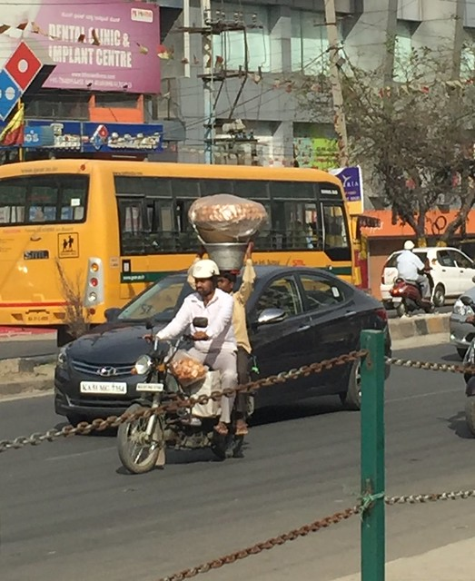 India. Commerce Pani Puri