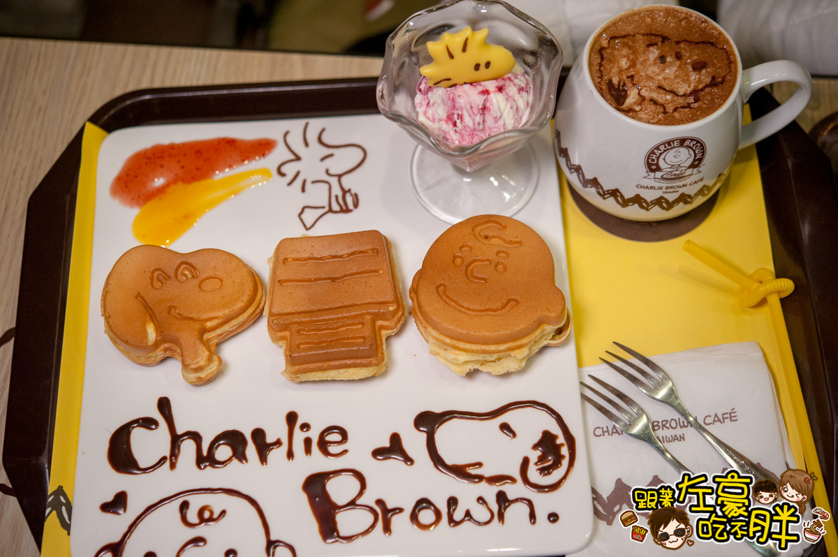 查理布朗咖啡(史努比咖啡)-67