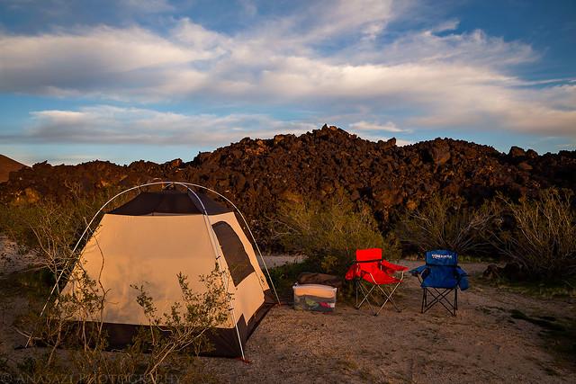 Lava Beds Camp