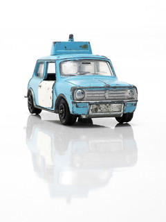 Police Mini Clubman | by AMcUK