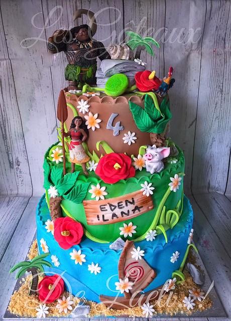 Cake by Laetitia Raccah of Les gâteaux de laeti