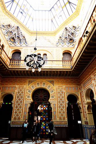El Real Casino De Murcia Lobby