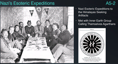 Nazis and Thule Society in the Himalayas