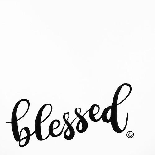 #blessed #thankyoulord #salamatpanginoon #giftoflove #handwritten #brushcalligraphy #brushpenlettering #