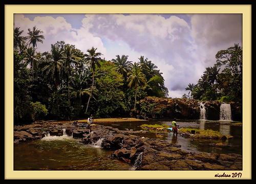 stomé stoméeprincipe africa ribeirapeixe praiapesqueira waterfall cascata nature natureza landscapes paisagens goprohero5black