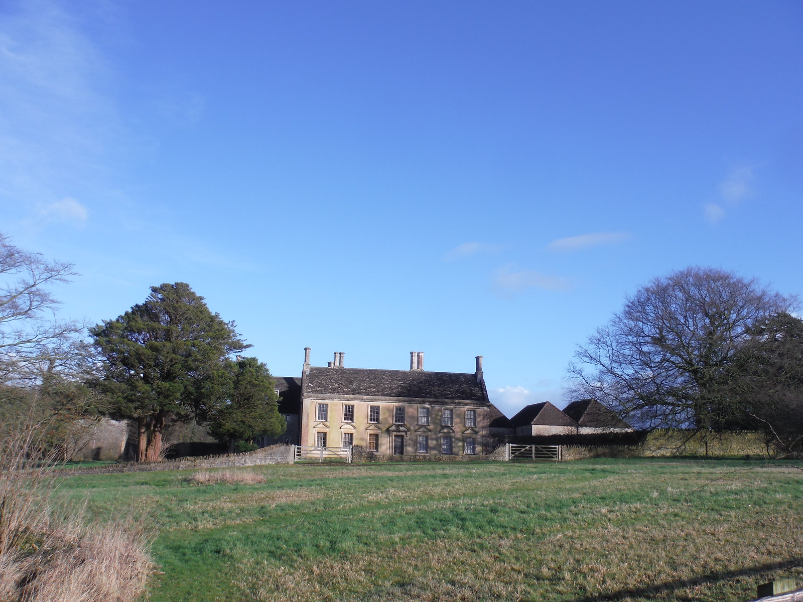 Godminster Farm SWC Walk 284 Bruton Circular (via Hauser & Wirth Somerset) or from Castle Cary