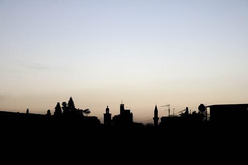 nicosia skyline cyprus landmarks divided