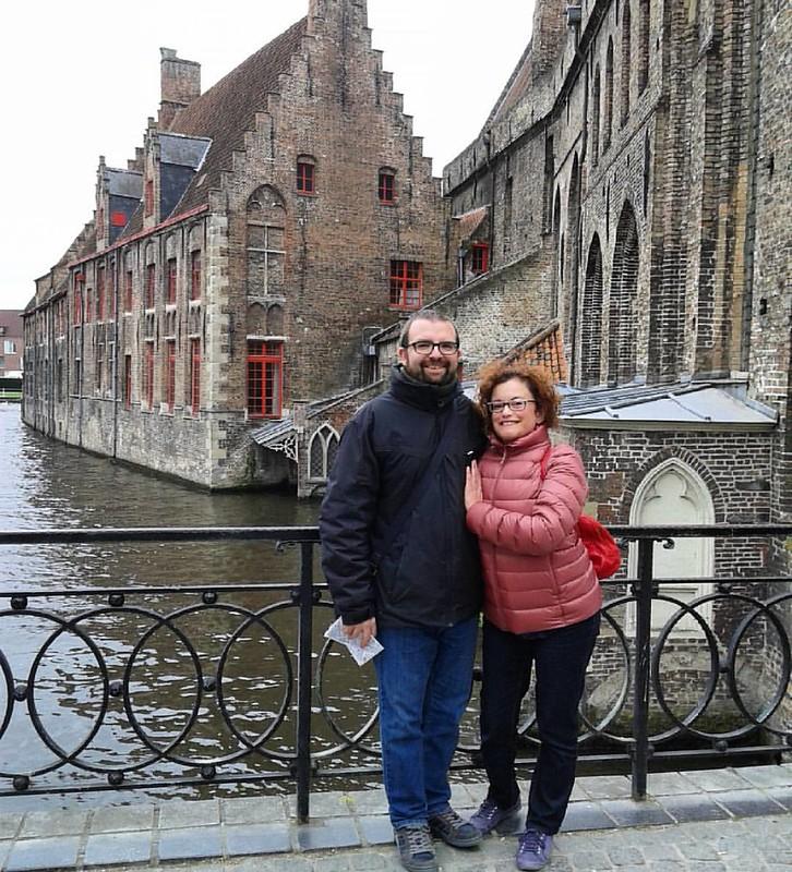 Hoy en la preciosa ciudad flamenca de Brujas (Bélgica). #brujas #brugge #flandes #belgica