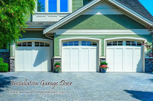 installation-Delran-Garage-Door