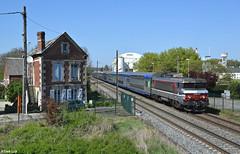 SNCF BB15030, Rantigny, 9-4-2017 15:06 - Photo of Nointel