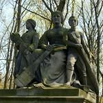 """""""Die Weichsel"""" im Berliner Tiergarten (2)"""