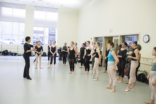 Dance Theatre of Harlem Master Class