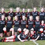 U15 Girls v Grampian (away)