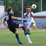 Blythewood Varsity Men's Soccer vs. LHS 4.17.17 (NM)