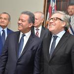 Encuentro con Luis Almagro, Secretario General de la OEA.
