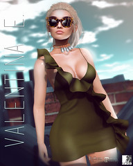 NEW!  Valentina E. Hopeless Flirt Dress @ Shiny Shabby!
