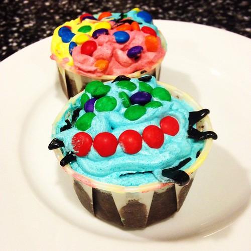 G1's cupcakes