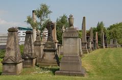 Glasgow, The Necropolis