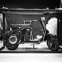 Motoreta #retro #lomolatodo #mostrador.
