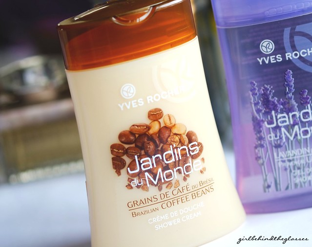 Yves Rocher Jardins du Monde Brazilian Coffee Beans1