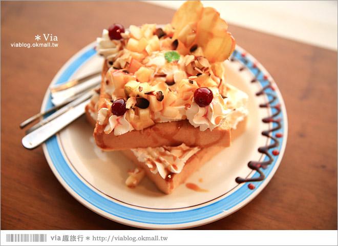 【台中夜景餐廳推薦】台中龍貓夜景~MITAKA 3e Cafe◎大推薦的台中約會地點♥ 43