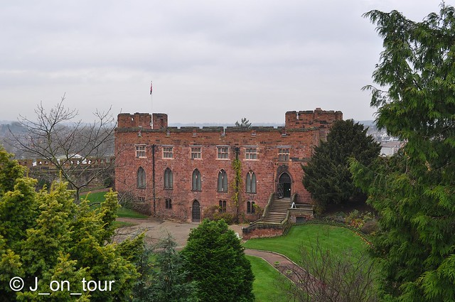 Shrewsbury Castle   GJC_010718