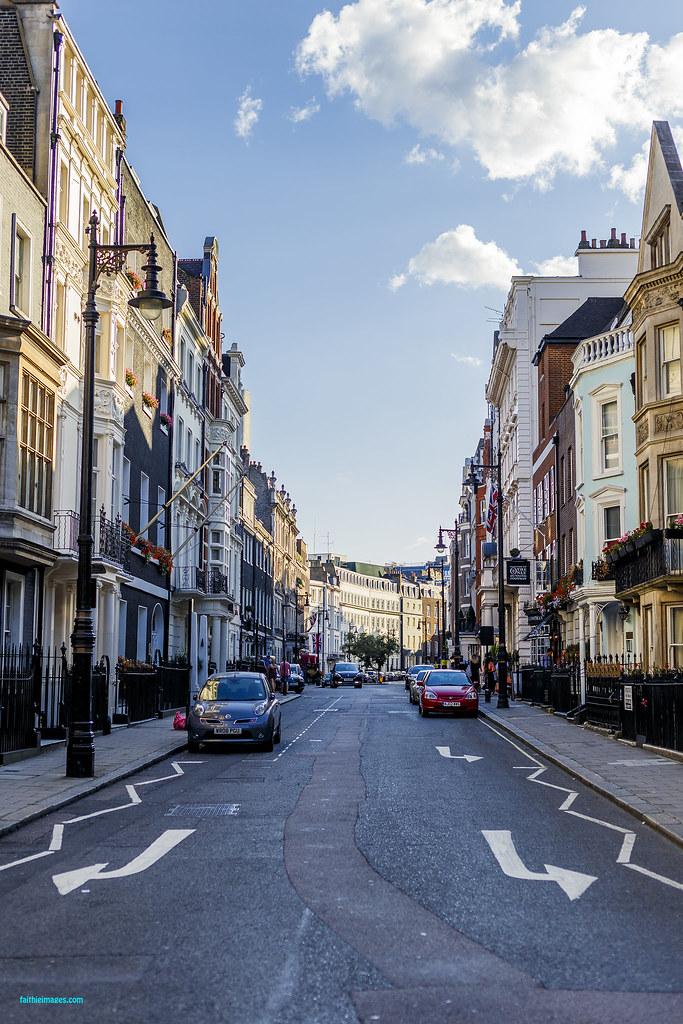 the Mayfair neighbourhood