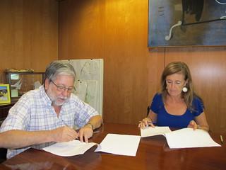 Prosigue la ampliación del centro salud de Los Montecillos
