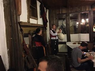Singing at Под Липите