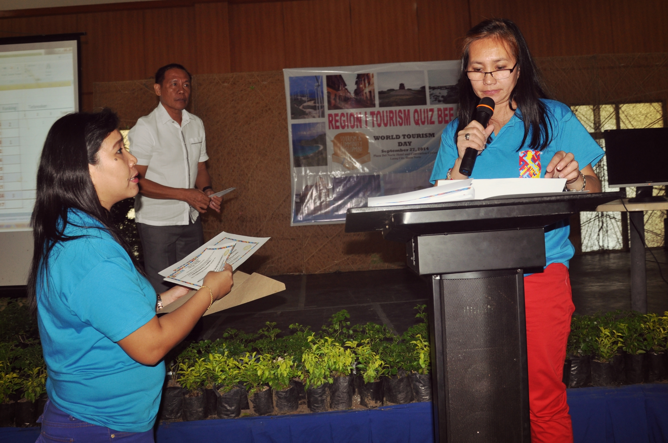 DoT Region 1 Tourism Quiz Bee