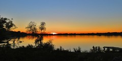 Sunset, Lake Wilcox Park, Richmond Hill, ON