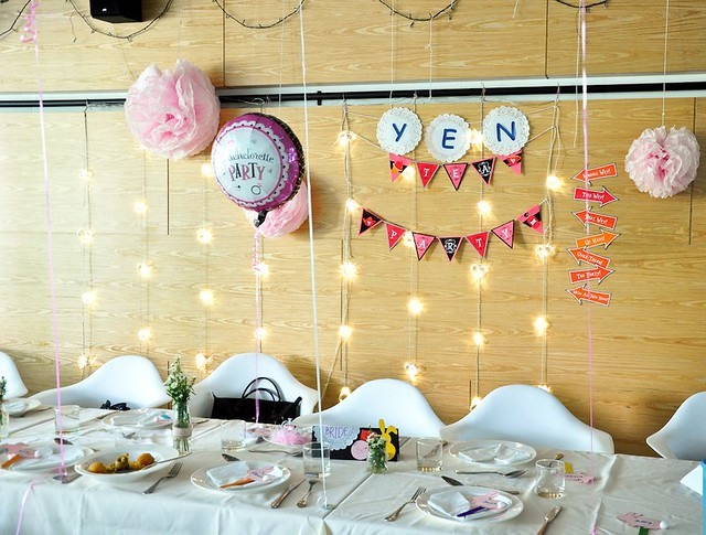 The Bridal Shower Yens Tea Party Le Moons Jade Hill Kajang