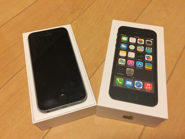 iPhone 6 plusで撮影 iPhone5s 2014年9月28日