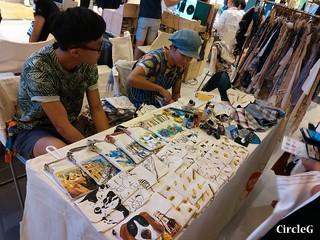 CIRCLEG WESHARE DESIGN MART K11 2014 小說神奇之處 化文字爲圖畫 設計 市集 香港 尖沙咀 (41)