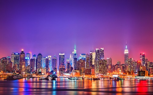 Colorful-New-York-City