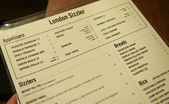 London Sizzler_menu_apps