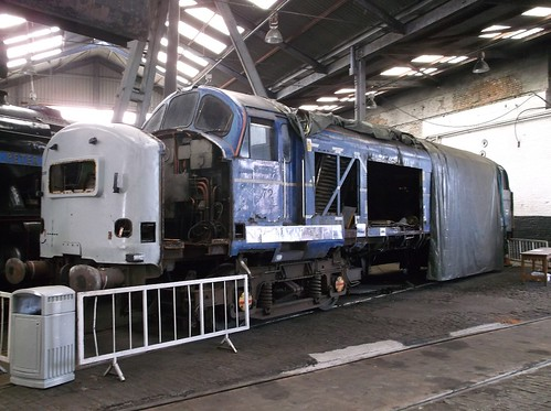 Baby Deltic to be