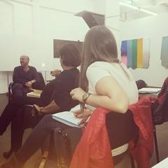 Saudades das aulas no B.arco com Carpinejar... #BlogAuroradeCinemaCarpinejariando