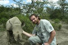 Přemysl Rabas: Pytlačení a vybíjení nosorožců je genocida druhu