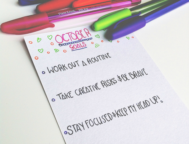 vivatramp lifestyle book blogger uk monthly goals aims resolutions