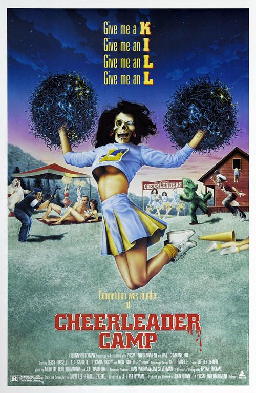Cheerleader Camp poster