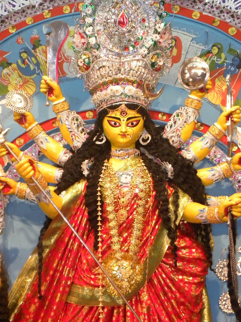 Puja 2014 Durga Puja Shashthi 30.09.2014