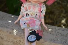 Daphne - OOAK custom Blythe