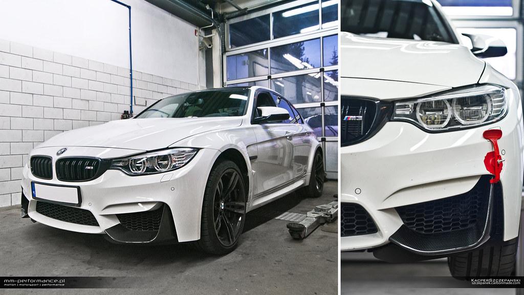 BMW M3 F80 M Performance Parts | MM-Performance.pl
