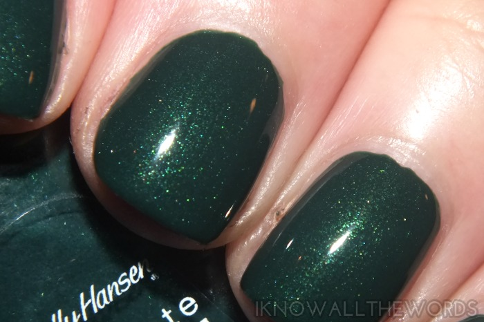 sally hansen complete salon manicure fall 2014- on pines and needles (3)