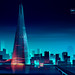 Small photo of Romain Trystram - The Shard in London