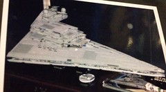 Throwback Thursday: My Lego Star Destroyer! Going to be up for sale soon.