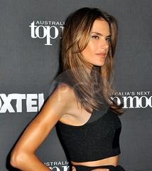 Alessandra Ambrosio for Foxtel