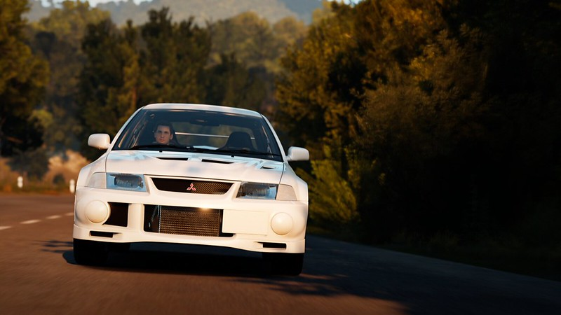 1999 Mitsubishi Lancer Evolution VI GSR