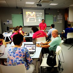2:1 is the new 1:1 - @therealchamada sharing the #yis2to1 evolution at #learning2